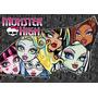 Kit Imprimible Monster High Fiesta Cumpleaños Torta Recuerdo