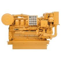Motor Caterpillar 3512 Marino Todo En Ceros | Negociable