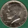 Moneda De U.s.a. - Half Dollar - Medio Dolar - 1973