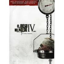 El Juego Del Miedo 4 Dvd Seminuevo