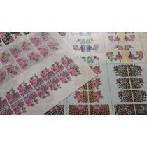 Películas De Unhas Gel - Impressas Hd - 168 Cartelas