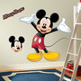 Adhesivo Para Pared Roommates Rmk 1508gm Mickey Mouse