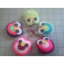 Souvenirs En Crochet De Frida, Llaveros Y Mas
