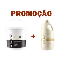 Sos Ultra Vitaminado 2kg + Shampoo Maison 5l - Nutra Hair