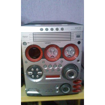 Aparelho De Som Philips Fw M589 Mini System-perfeito Estado