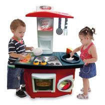 Cozinha Infantil Top Casinha Flor - Xalingo