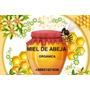 Miel Multifloral 100% Orgánica $4500 Kg Y $2500 1/2 Kg