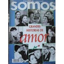 Grandes Historias De Amor Ed Especial 002 Revista Somos 1997