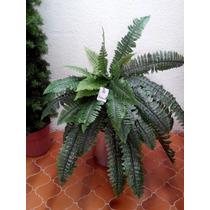 Follaje Verde Artificial Plantas Helecho Maa
