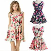 Vestido Primavera Verano