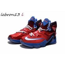 Deporte Baket Zapatillas Botines Nike Air Jordan Lebron 13