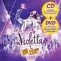 Violetta En Vivo ( Cd + Dvd )