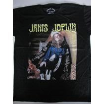 Camiseta Janis Joplin - Absolute Janis - Power Rock
