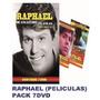 Dvd - Raphael - 7 Peliculas