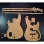 Plantilla Bajo Precision - Luthier -
