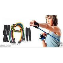 Ligas Bandas Resistencia Gym, Tapout, Crossfit, Yoga, P90