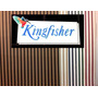 Papeles Importados Kingfisher Vinilizados Made In England