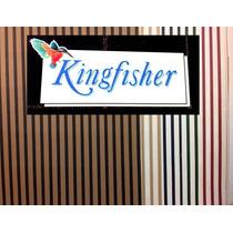 Papeles Importados Kingfisher Vinilizados Made In England