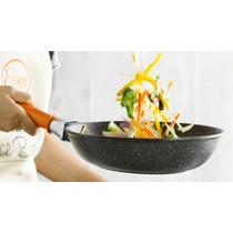 Sarten Chef + Tapa De Vidrio Essen