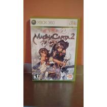 Magna Carta 2 Para Xbox 360 Excelente Condición