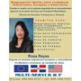 Asesores Consulares, Migratorios, Visados, Formularios, Rd