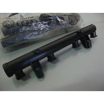 Gol 1000 8v Flauta Tubo Distribuidor Combustivel Vw Alemao