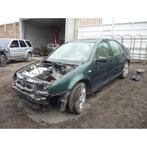 Jetta 2002 Vr6 Chocado, Motor 2.8,transmision Automatica
