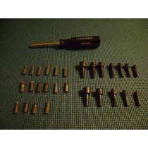Desarmador Craftsman Con 28 Puntas De Paleta, Cruz Y Dado