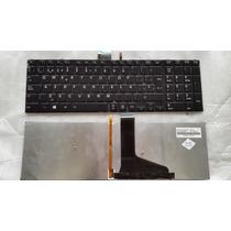 Teclado Laptop Toshiba S55-a5275, S55-a5257, S55-a5279 Led