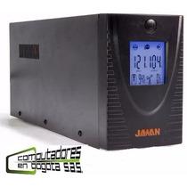 Ups Batería De Energía Javan De 1000 Va Regulada