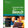 Cambridge English: Key For Schools Result- Student