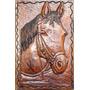 Entalhe Cabeça De Cavalo