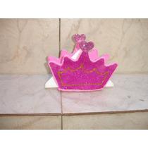 Servilleteros Goma Eva -princesas-mickey-winnie Pooh-