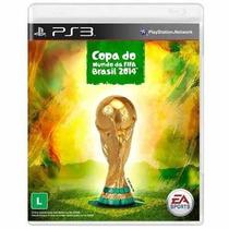 4 Por R$50 Jogos Ps3 Copa Fifa Brasil 2014 Em Português