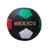 Puff Balon Todos Paises Mexico Brasil Argentina Holanda