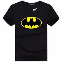 Camisas Franelas Batman Para Hombre