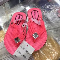 Sandalias De Goma Para Niña