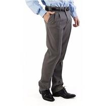 Pantalón De Vestir Colegial Verano Talle 6 Al 12
