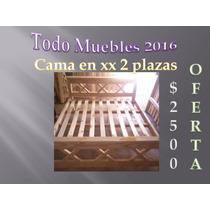 Cama 2 Plaza Forma Xx