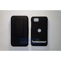 Funda Clip Combo Motorola Motosmart Me Xt303 Mica Gratis!