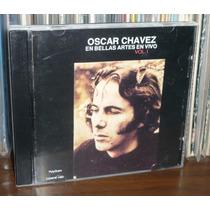 Oscar Chavez Cd En Bellas Artes En Vivo Vol. 1