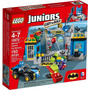 Lego Juniors 10672 Batman : Ataque A La Baticueva-minijuegos