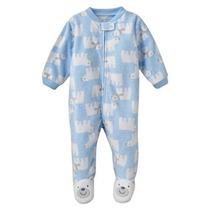 Pijamas Carter´s Bebe Talle 3 Meses Micropolar Import Nuevo!