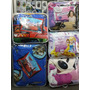 Acolchado Infantil Disney/spider/cars/violeta/minnie/princes