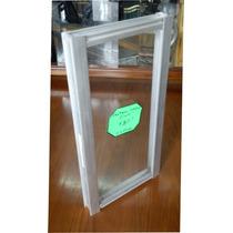 Ventana De Aluminio Con Cristal Liso Au1