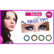Pupilentes Big Eyes Barbi (4 Colores) My Magic Eyes