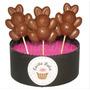 Chupetines De Chocolate Conejos Pascua Huevo Conejito
