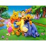 Kit Imprimible Winnie The Pooh Fiesta Cumpleaño Torta Regalo