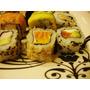 El Mejor Sushi. Artesanal. Piezas De Autor. Gourmet.