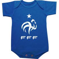 Body Camisa França Seleção Francesa Copa 2014 Benzema
